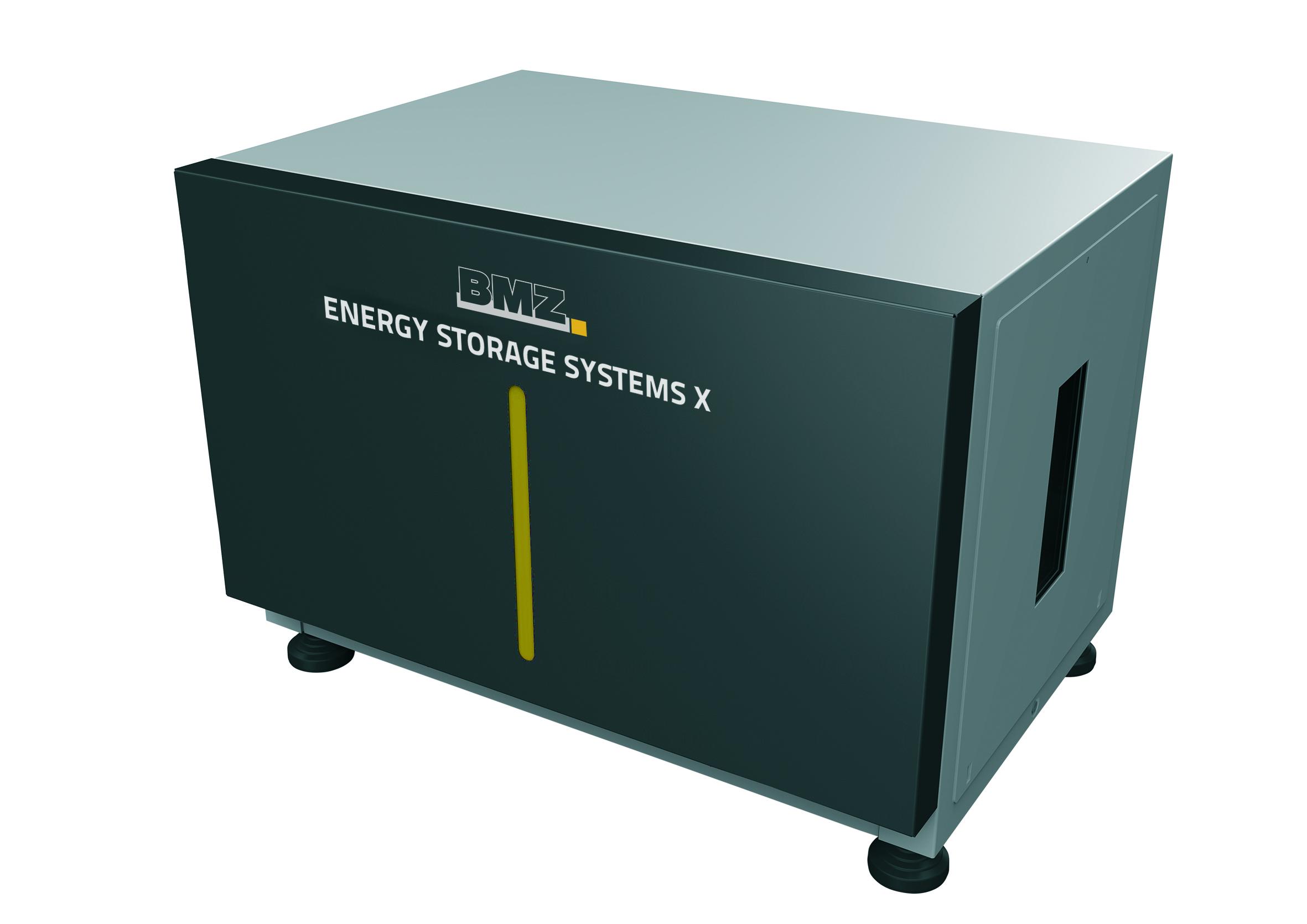 BMZ modular energy storage