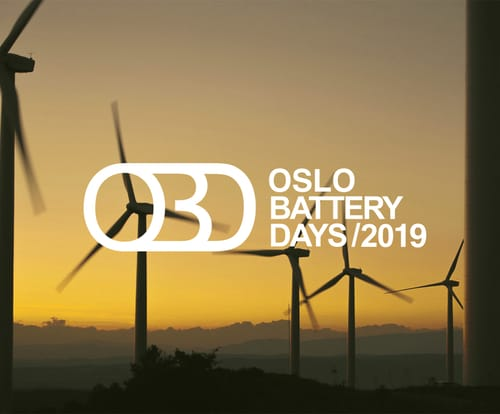Oslo Battery Days 2019