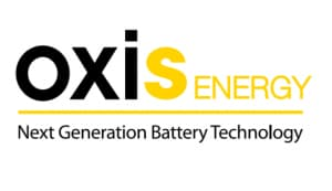 8 - OXIS Energy Lithium Sulfur