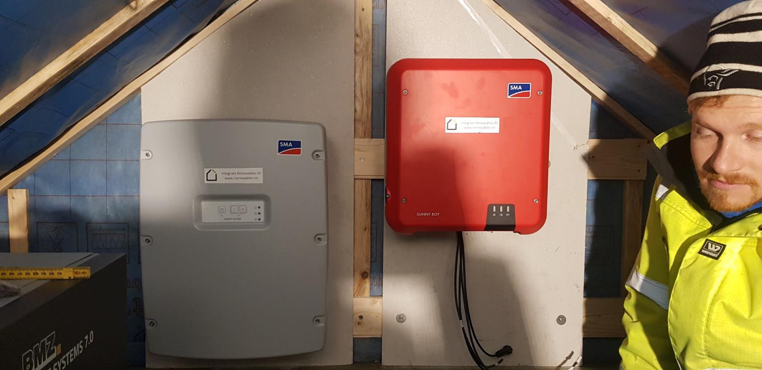 Stavanger turistforening satser på batteri-energilagring