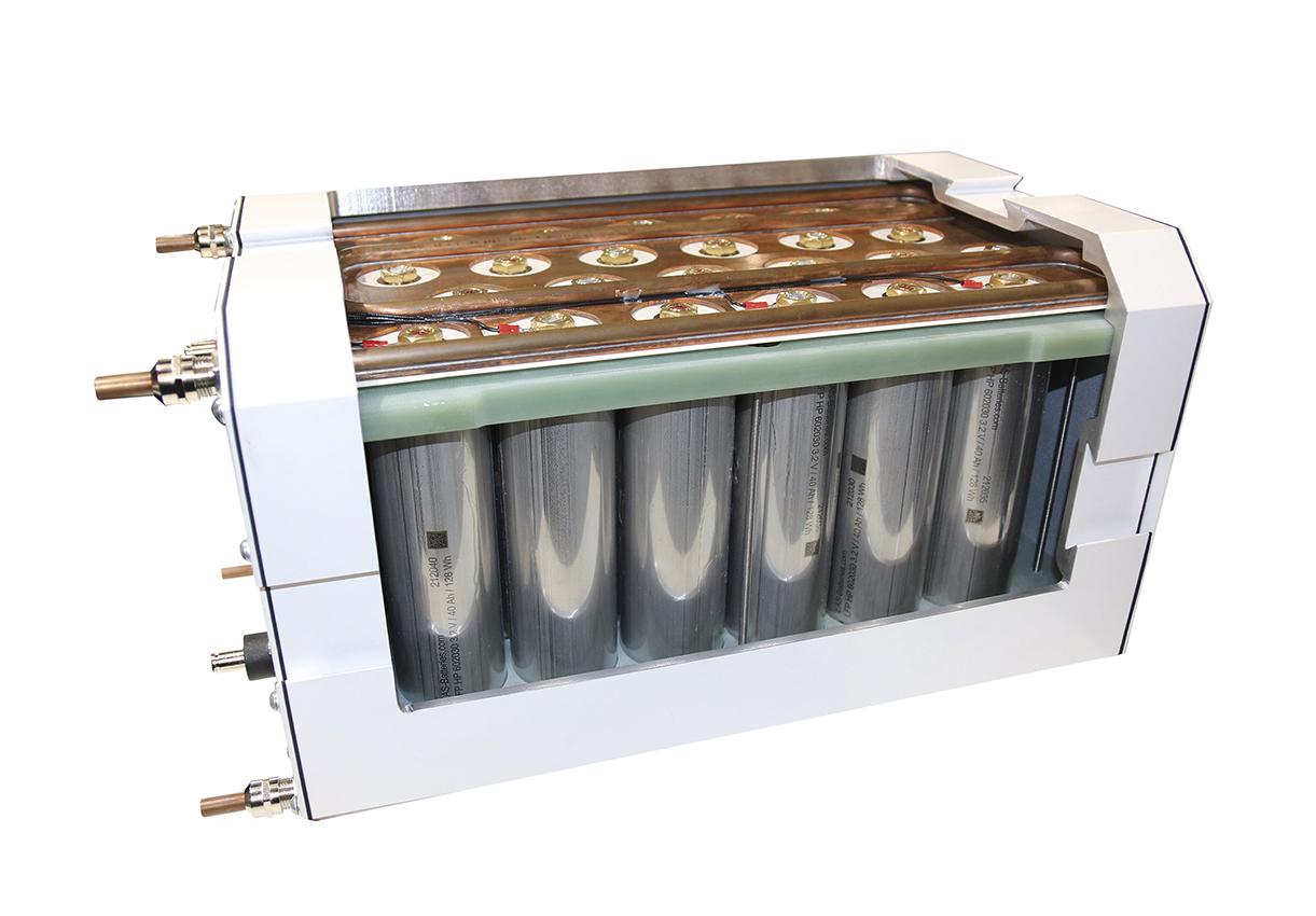 EASy-Marine® Batterimoduler for maritime anvendelser