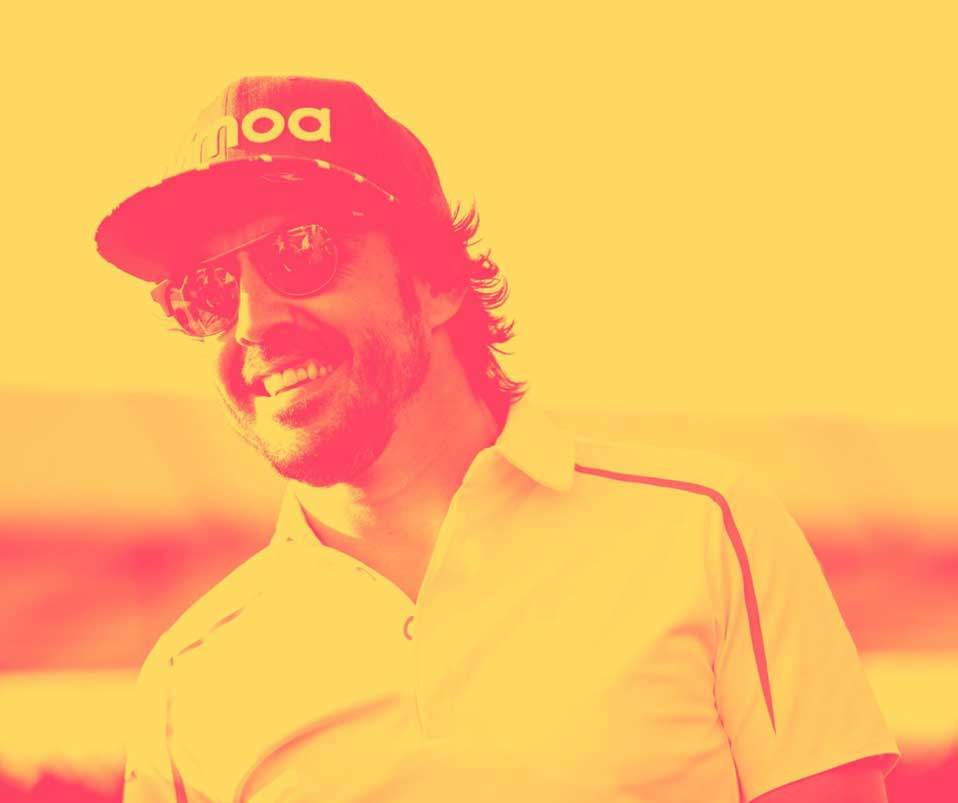FA Racing Esports Fernando Alonso
