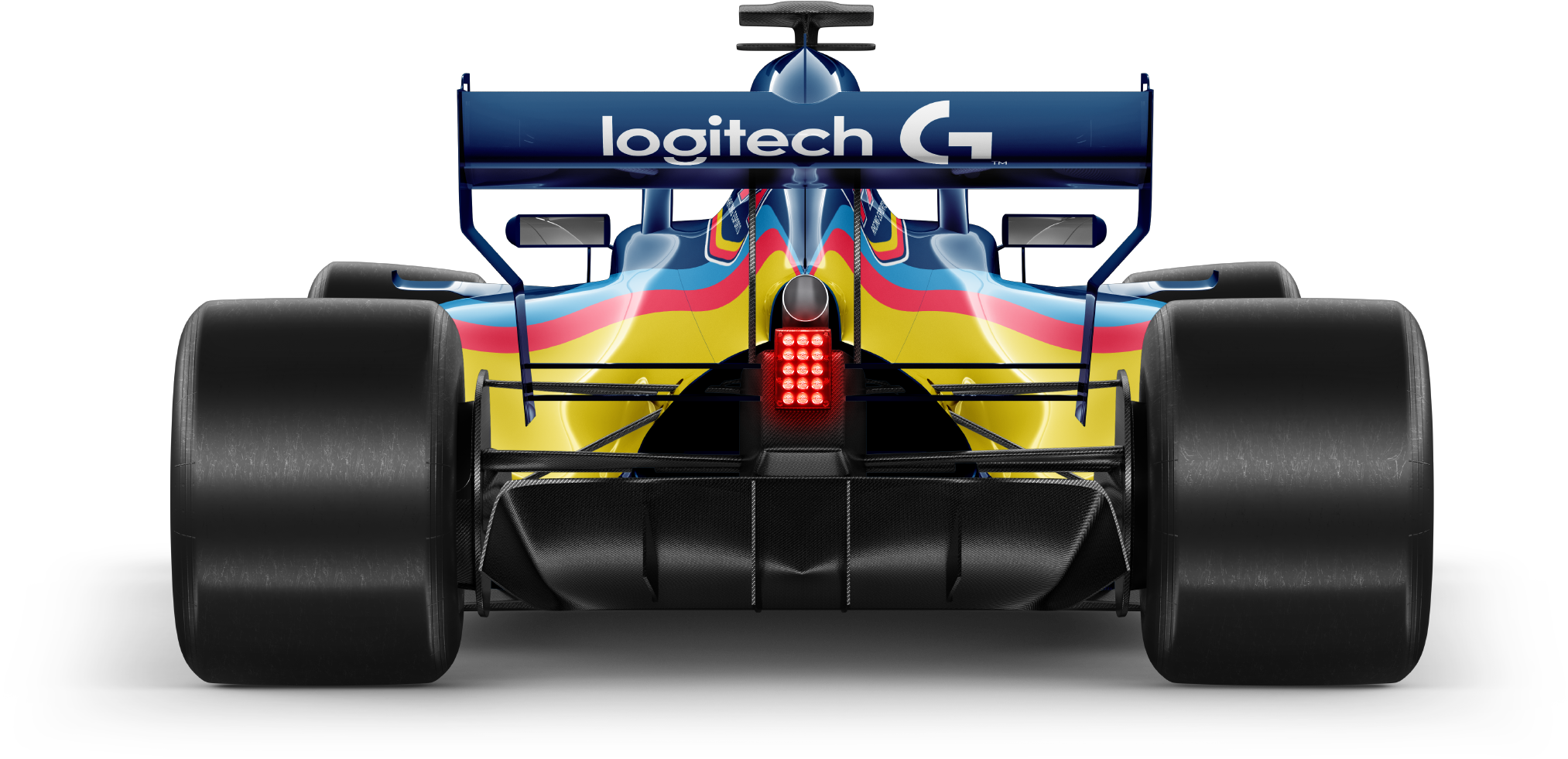 FA Racing Esports Formula 1 Livery Car