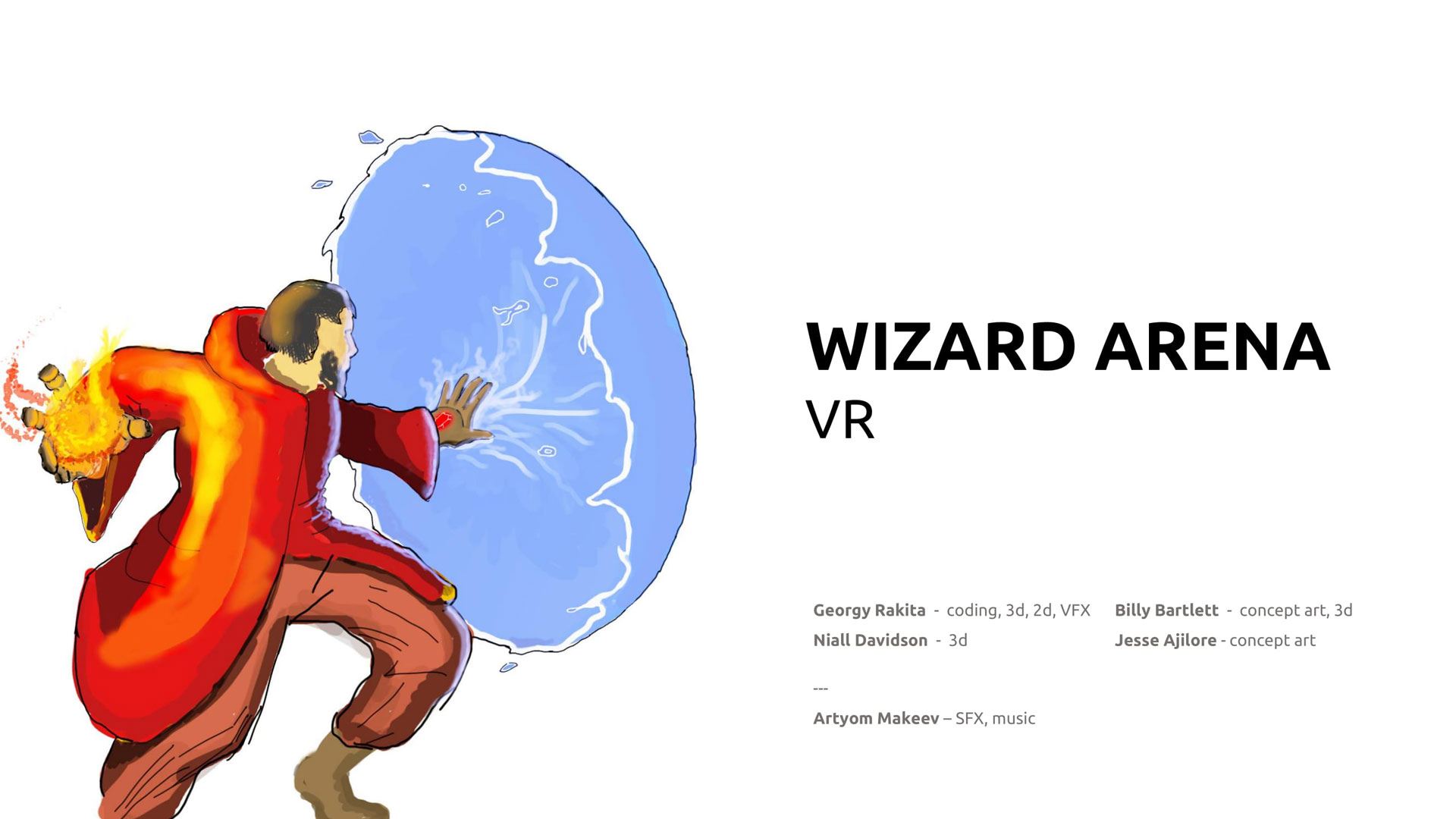 Wizard Arena VR