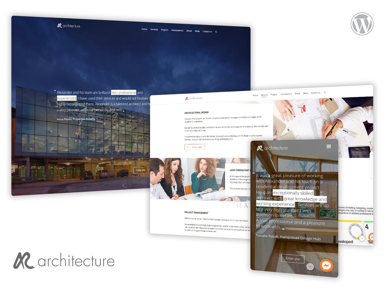 AR Architecture 2.0