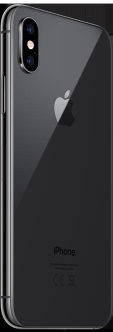 iPhone XS - Zadní strana telefonu