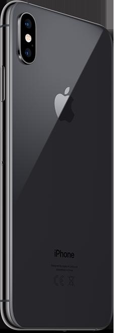iPhone XS Max - Zadní strana telefonu