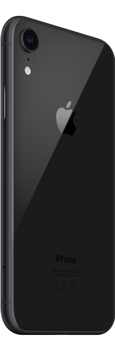 iPhone XR - Zadní strana telefonu