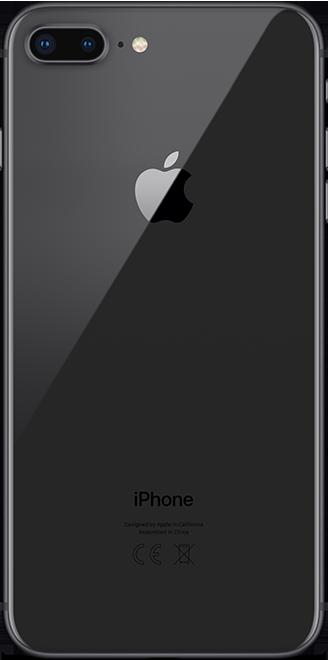 iPhone 8 / 8 Plus - Zadní strana telefonu