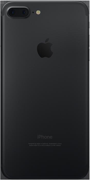 iPhone 7 / 7 Plus - Zadní strana telefonu