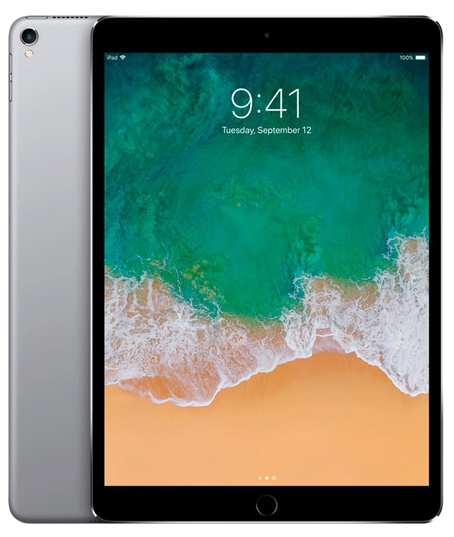 Náhled iPadu Pro 2017 z obou stran