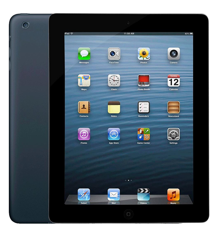 Detailní náhled na iPad 4