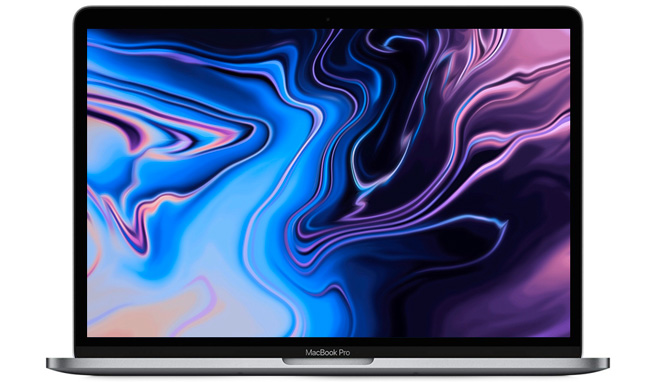 Náhled na nový MacBook Pro