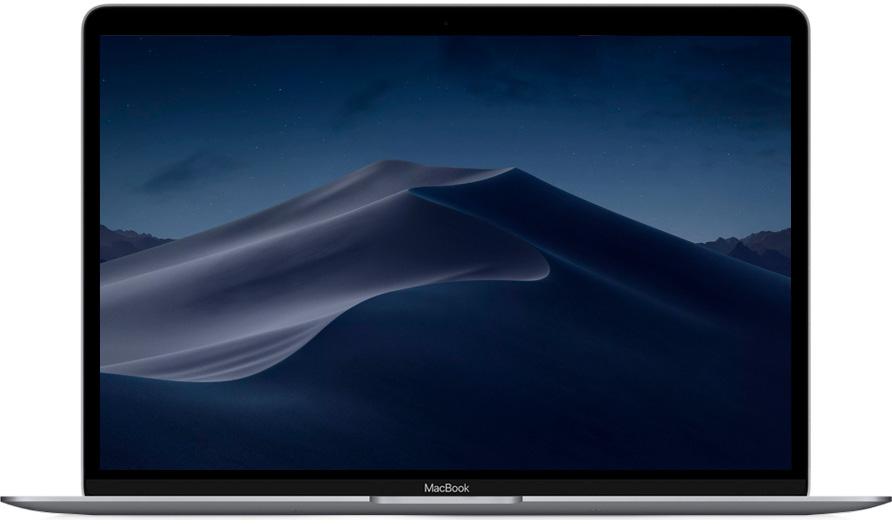 Detail produktu MacBook