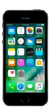 iPhone 5S - Přední strana telefonu