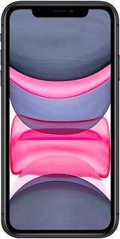 iPhone 11 - Přední strana telefonu