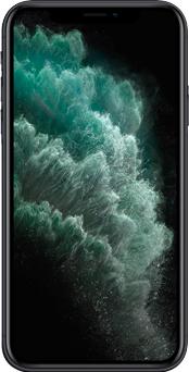 iPhone 11 Pro - Přední strana telefonu