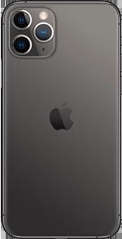 iPhone 11 Pro Max - Zadní strana telefonu