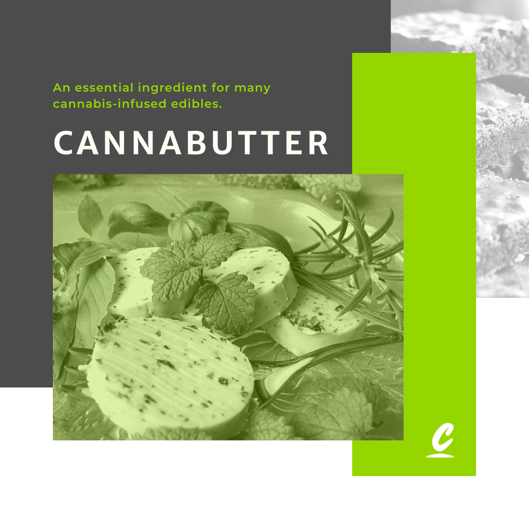 Cannabutter is an essential ingredient for many cannabis-infused edibles.
