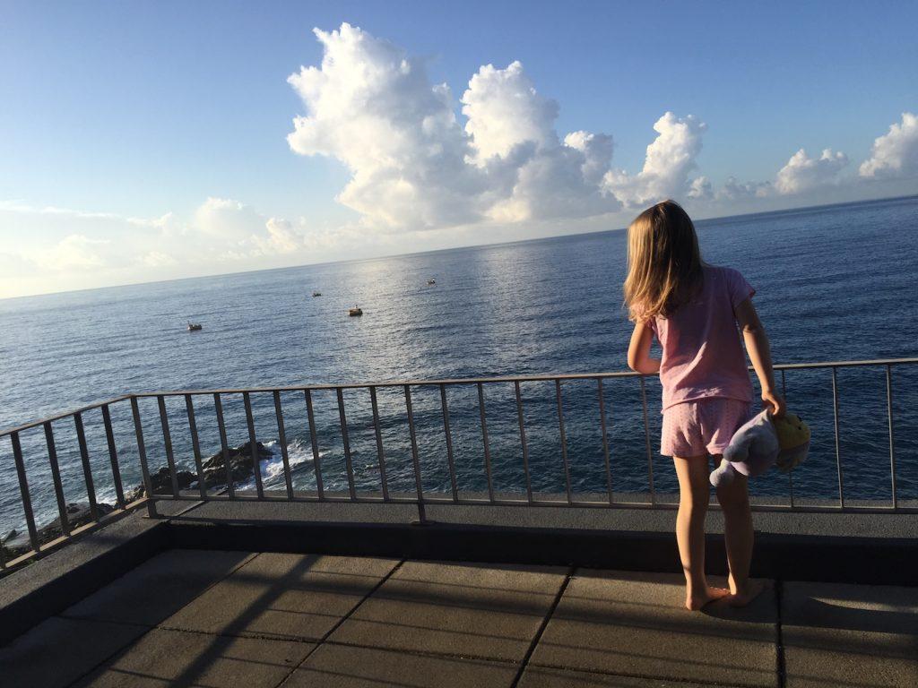 Madeira Atlantik Kinder