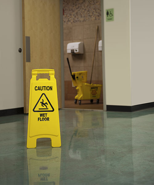 Commercial janitorial cleaning in Metro Detroit, MI