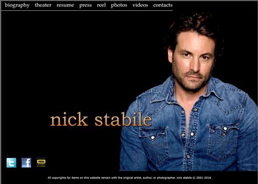 Nick Stabile