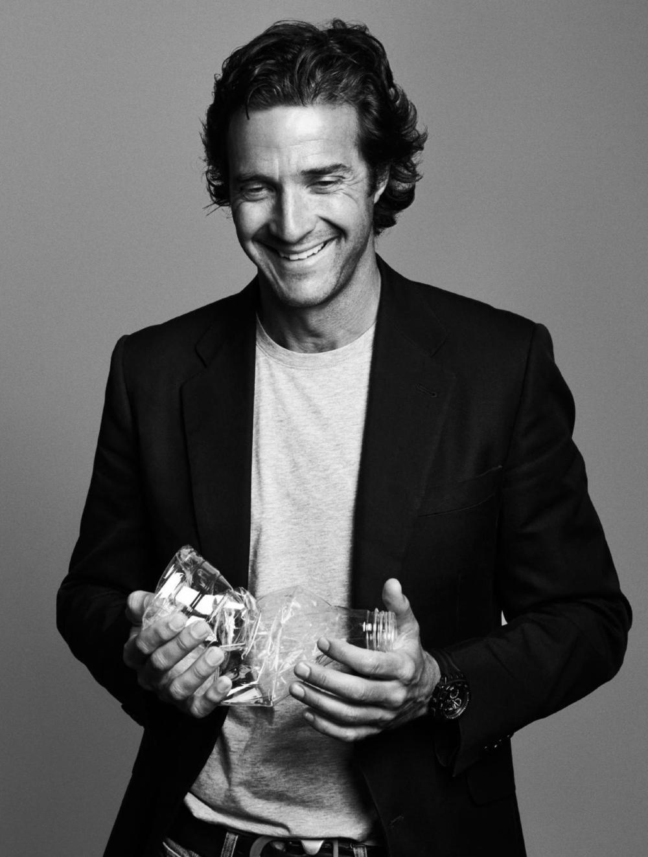 Javier Goyeneche fondateur Ecoalf