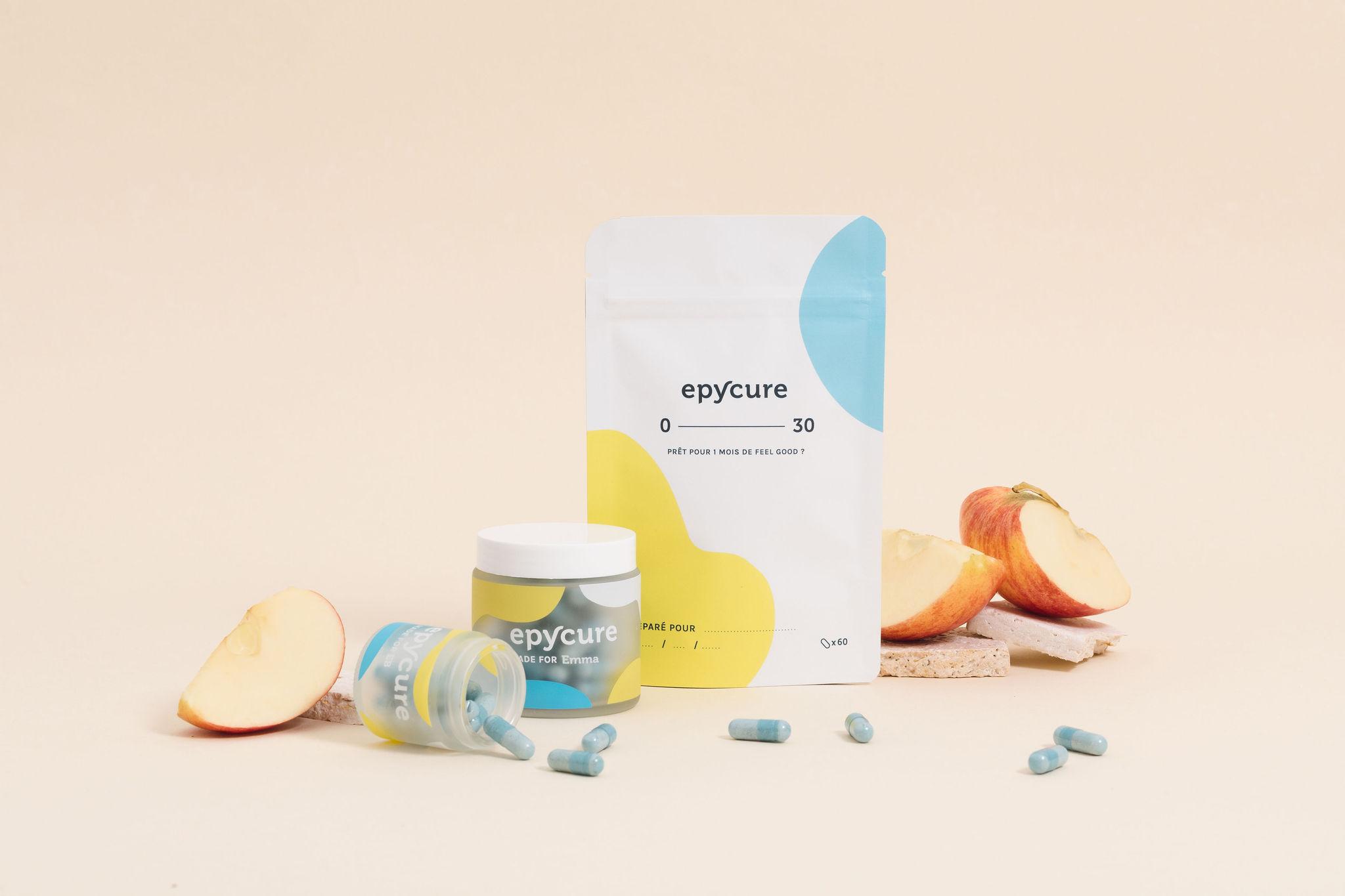 Les compléments alimentaires et sa recharge Epycure