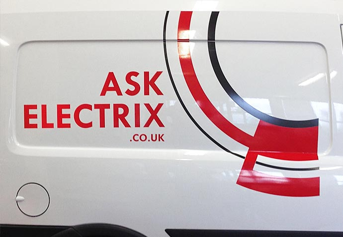 vinyl signs for vans
