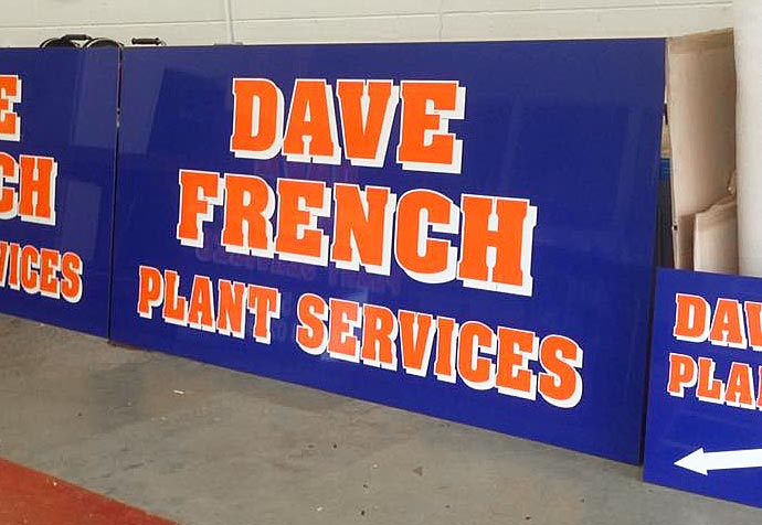 Fascia Signs for Business