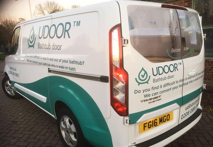 Vehicle Graphics and van wraps
