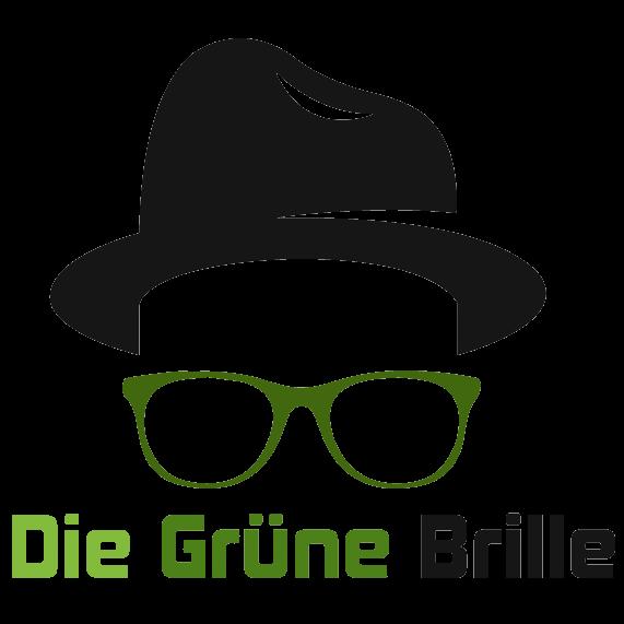die grüne brille logo