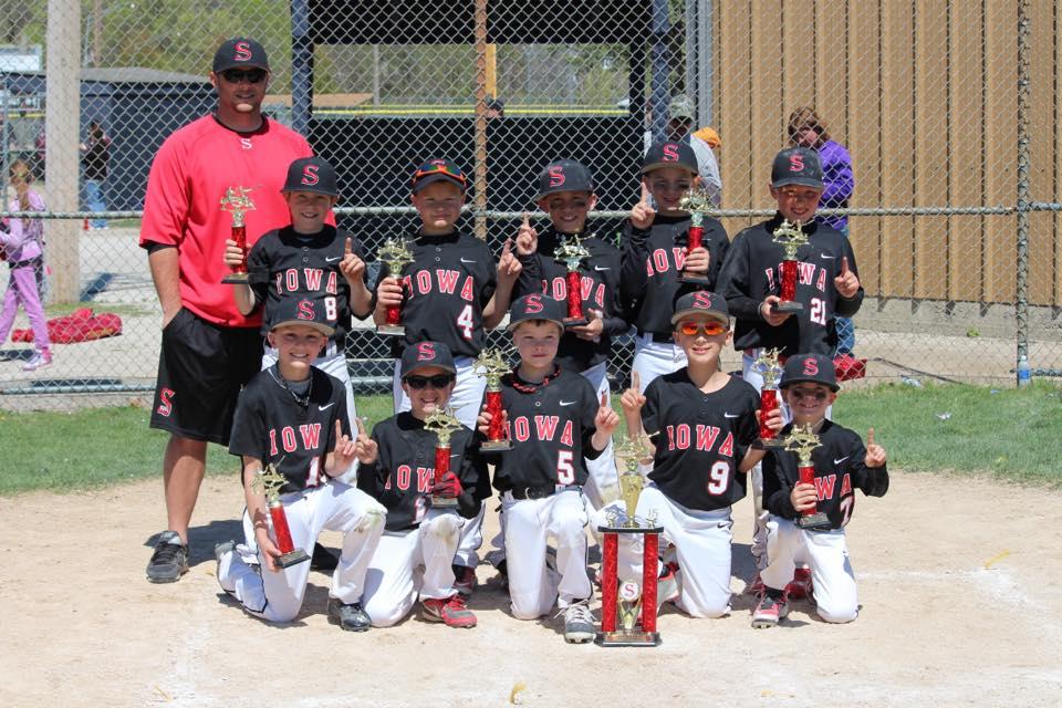 Iowa Sticks Baseball