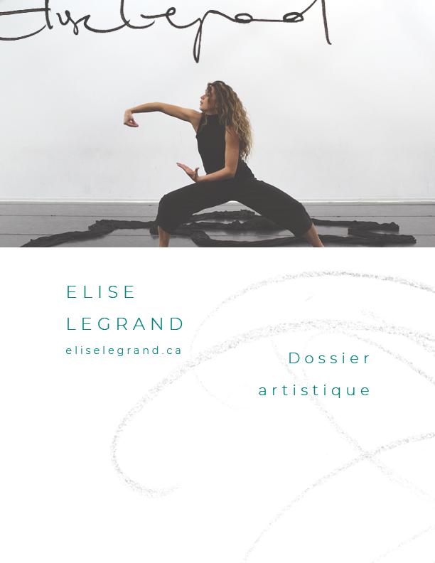 Elise Legrand dans Voir