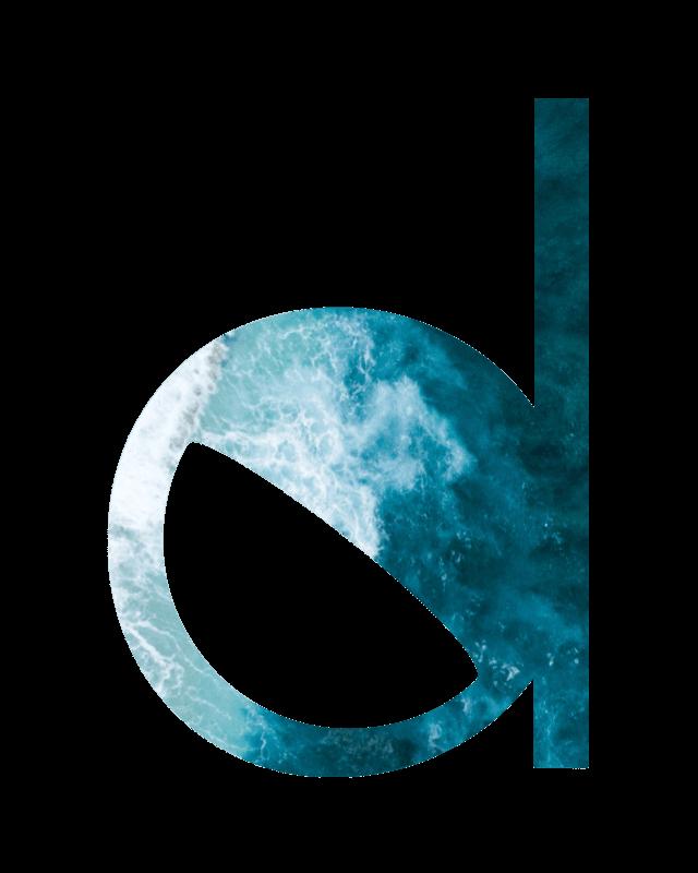 Photo Edit of Moreduga Logo With Ocean Waves