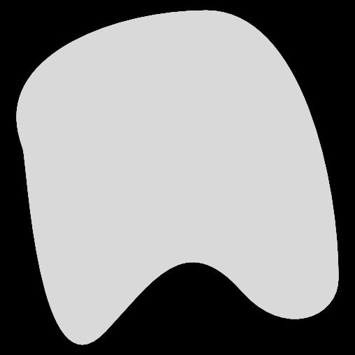Off white shape