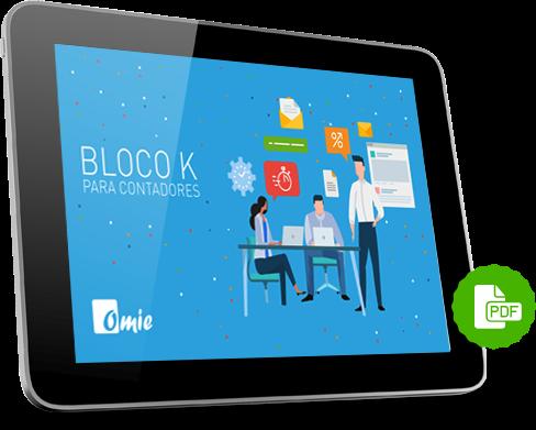 eBook Bloco K para Contadores