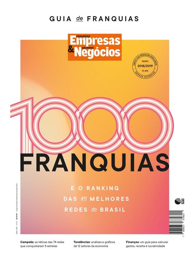 Guia de Franquias Pequenas Empresas e Grandes Negócios