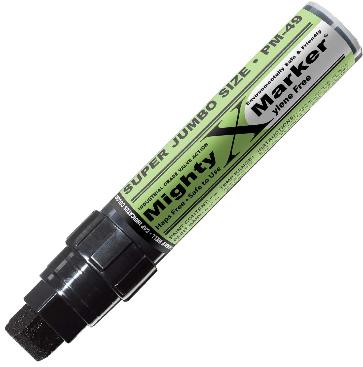super jumbo xylene free paint marker pm49