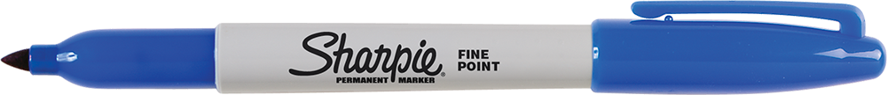 Sharpie Fine Point Permanent Ink Marker