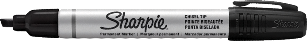 Sharpie PRO Chisel Permanent Ink Marker