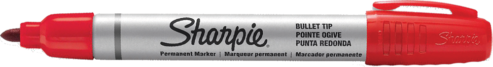 Sharpie PRO Bullet Permanent Ink Marker