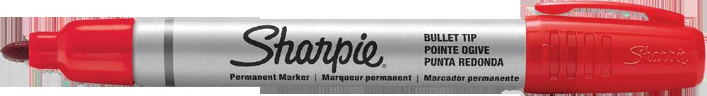 Sharpie PRO Bullet Permanent Ink Marker