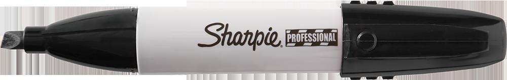 Sharpie Professional Chisel Tip Permanent Ink Marker