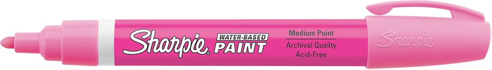 Sharpie Water-Based Paint Medium Tip