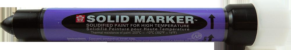 Sakura XSCS Solid Marker Slim for High Temperature