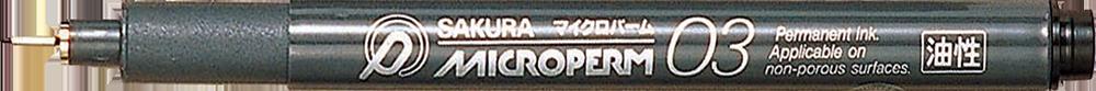 Sakura XEOK-03 Microperm 03 Pen