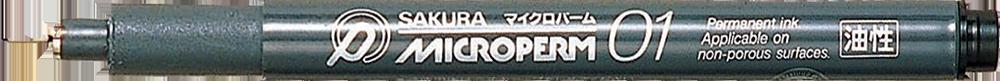 Sakura XEOK-01 Microperm 01 Pen