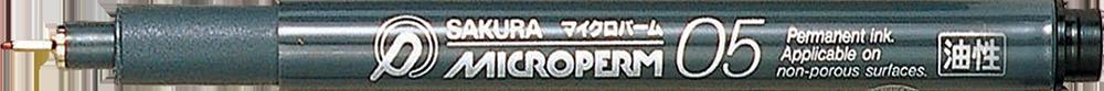 Sakura XEOK-05 Microperm 05 Pen