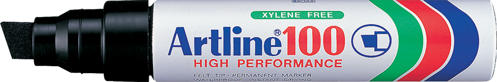 Artline EK-100 Broad Permanent Ink Marker